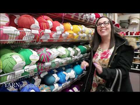 WIP Wednesday: Take A Trip To The Yarn Shop With Me!