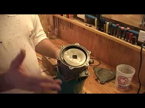 How to Rebuild a Dental Vacuum Pump