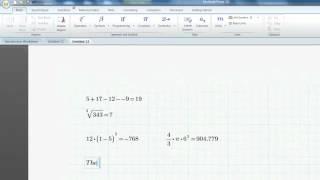 Mathcad Basics Webinar: Getting Started