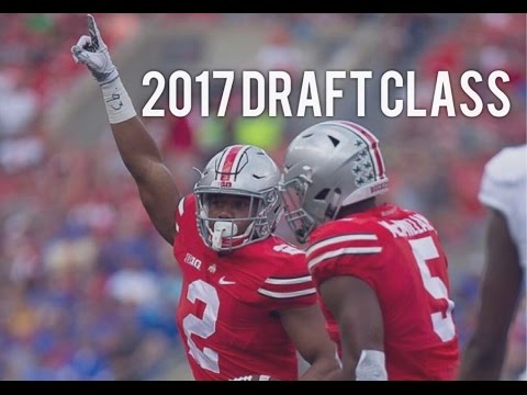 Ohio State NFL Draft Class 2017