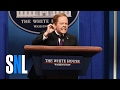 Sean Spicer Press Conference Cold Open Melissa McCarthy SNL
