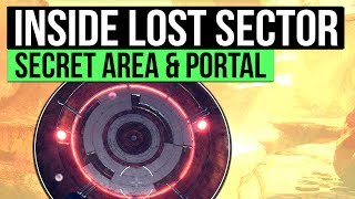 Destiny 2 | How To Get Inside a Vex Dungeon: Secret Lost Sector Portal Plate & More!
