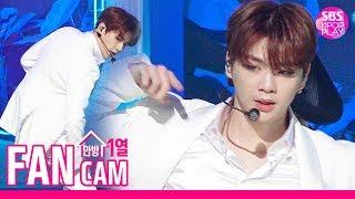 [안방1열 직캠4K/고음질]  강다니엘 'TOUCHIN' (KANG DANIEL Fancam ) @SBS Inkigayo_2019.12.1
