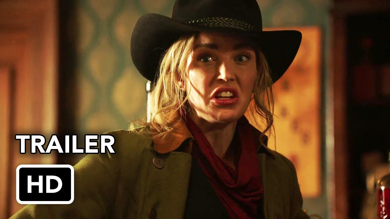 Download DC's Legends of Tomorrow Season 6 Trailer (HD)