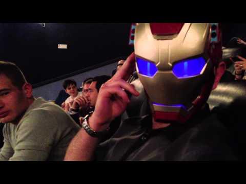 Tony Hatake Stark @ cinema The Space di Cerro Maggiore!