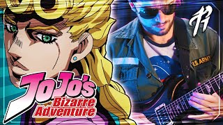 JoJo's Bizarre Adventure: il vento d'oro (Golden Wind) || Cover by RichaadEB & Friends