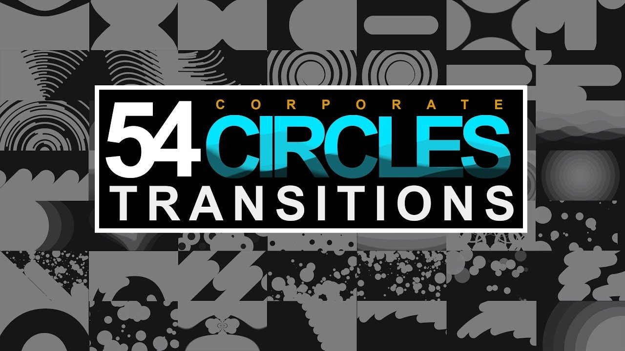 Smooth Circles Transitions Pack | Bogz