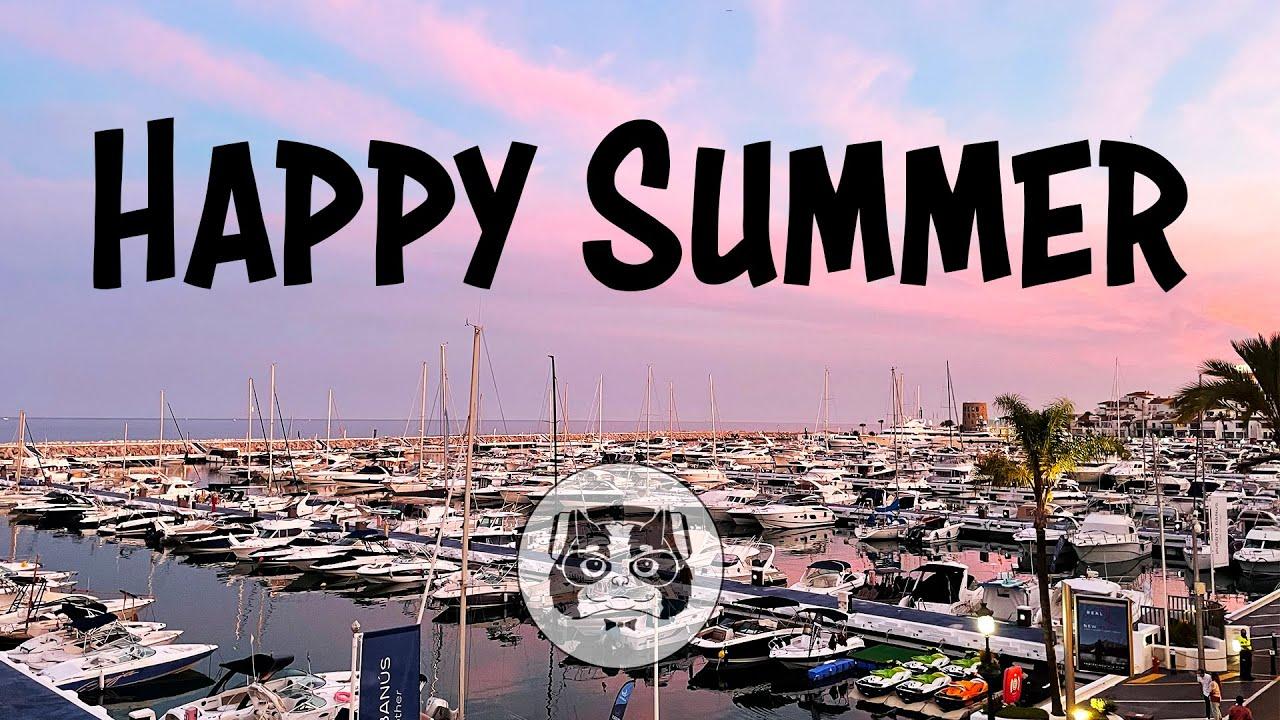 Lounge Music - Happy Summer Jazz - Summer Time Bossa Nova Music for Chill