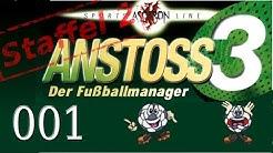 Anstoss 3 S2 #001 ⚽ Auf geht's in eine neue Karriere ⚽ Let's Play deutsch/german gameplay