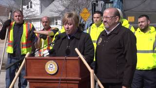 Hempstead Announces 'Round 2' of 'War on Potholes'