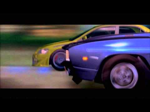 Act a fool-2Fast 2Furious music video