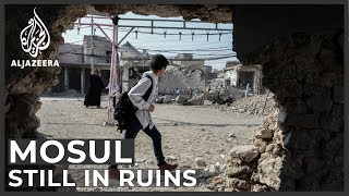 Two years after ISIL defeat, Mosul still in ruins