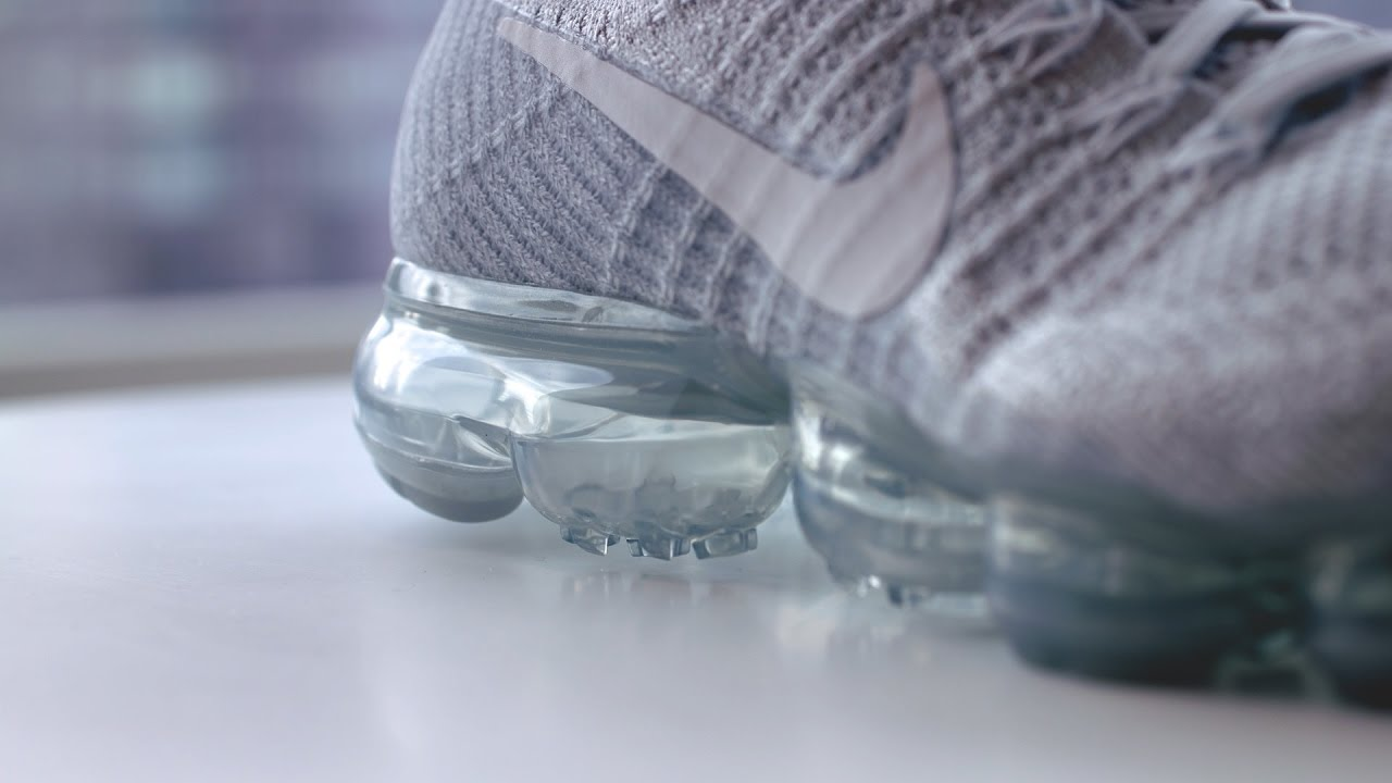 f7635c6f7cf3c How Good Are Nike s New VaporMax Sneakers  - YouTube