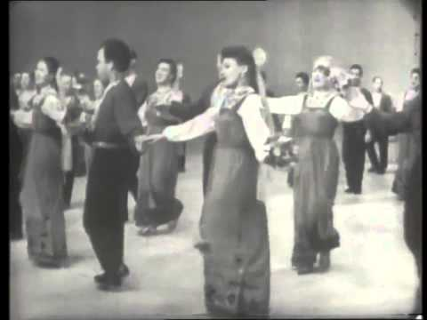 Омский хор. От сибирских лесов и полей. 1964 год