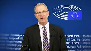 Europazeit mit Axel Voss, CDU