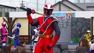 2015年3月15日に行われた「手裏剣戦隊ニンニンジャーショー」です。 い...