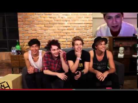 Niall Horan and Josh Devine Twitcam Monday 18 June 2012 pt 2 from YouTube · Duration:  10 minutes 1 seconds