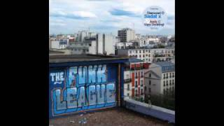 The Funk League feat. Diamond D & Sadat X - The Boogie Down Bombers