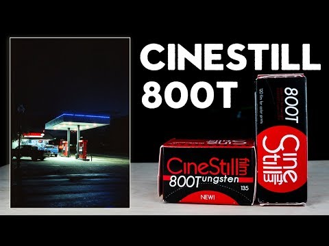 Cinestill 800T - Taking Photos with Movie Film | Photography Tips