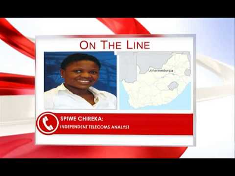 News Leader with Spiwe Chireka: Independent Telecoms Analyst  - 17 Feb 2015