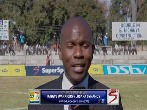 Kabwe Warriors vs Lusaka Dynamos