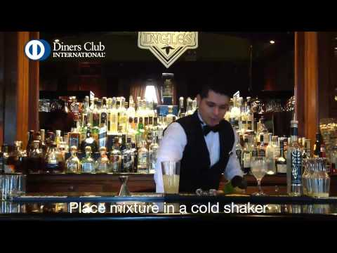 How to Make the perfect Pisco Sour by Country Club Lima Hotel | Diners Club International