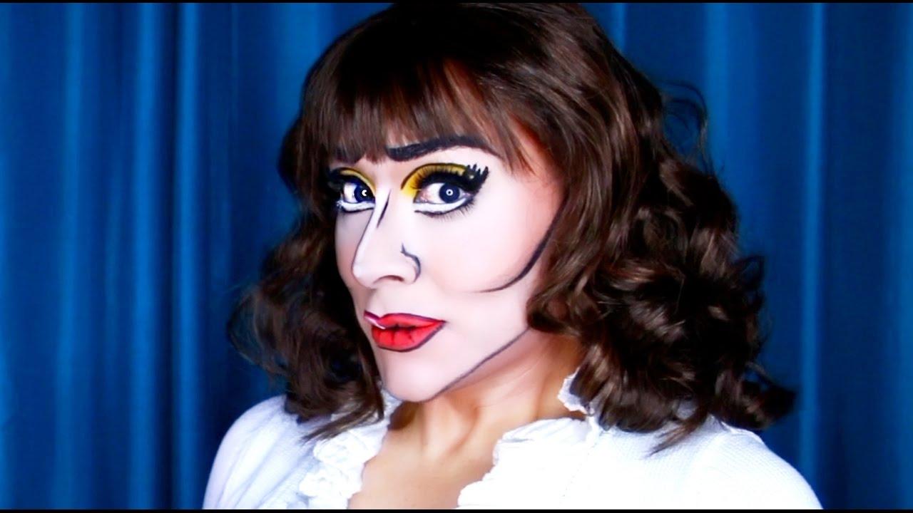 Cosplay Art Pop Rocky Horror Picture Show Halloween Makeup ...