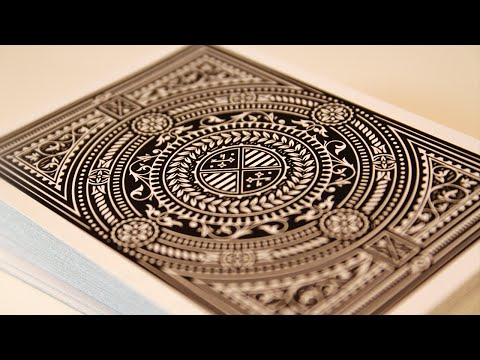 Medallions Playing Cards - Review | TheRussianGenius