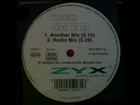 Download Nasara - One of us (remix dance 90´s)