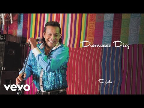 Diomedes Díaz - Dejala (Cover Audio)
