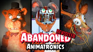 Abandoned and Scariest Animatronics Revisited