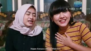 Download lagu Happy Asmara x Woro Widowati (AKHIRNYA BISA DUET JUGA)