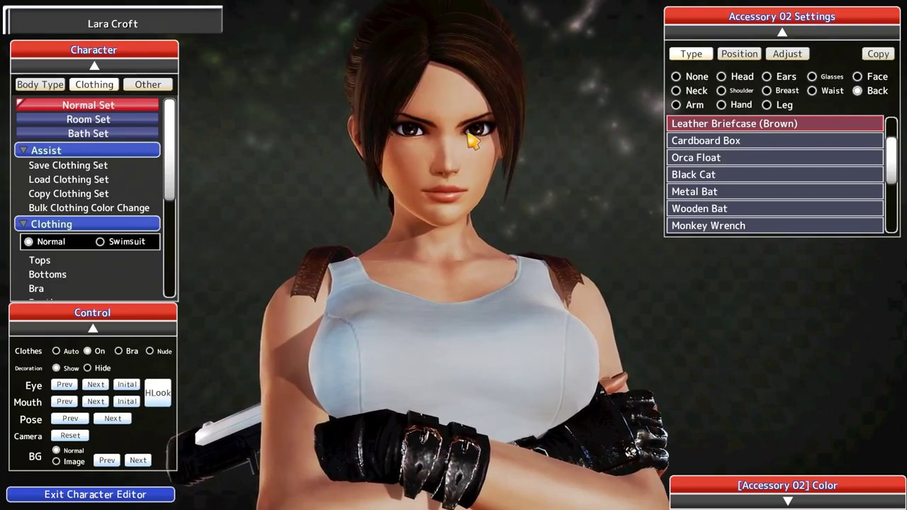 Honey Select Lara Croft