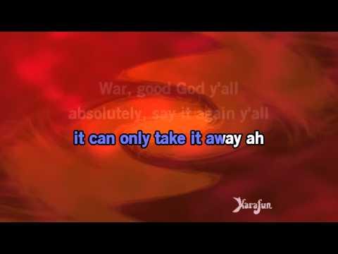 Karaoke War   Edwin Starr