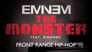 Eminem ft Rihanna-The Monster *INSTRUMENTAL* Free DL Link