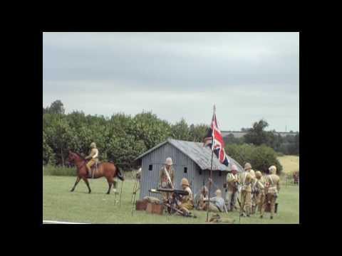 Festival of History 2010 -- The Boer Wars