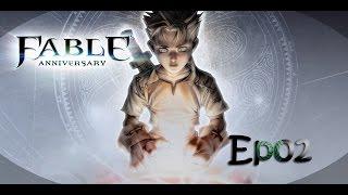 [Fr]Ep02 Let's play sur Fable Anniversary - Entrainement de héro !!