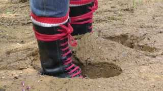 Repeat youtube video skinnies boots 4, thick mud