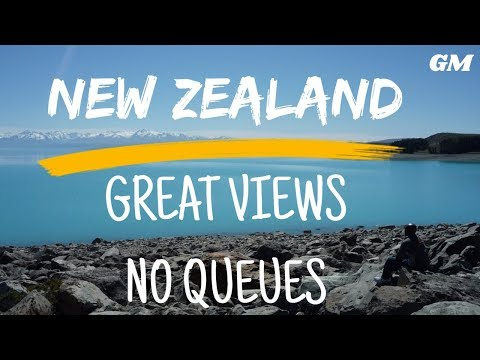 Pros & Cons of living in New Zealand