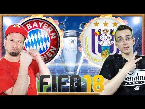 FC Bayern München vs RSC Anderlecht | Champions League FIFA DUELL
