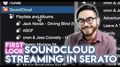 How To Stream #SoundCloud In Serato DJ Pro - Tutorial & Review