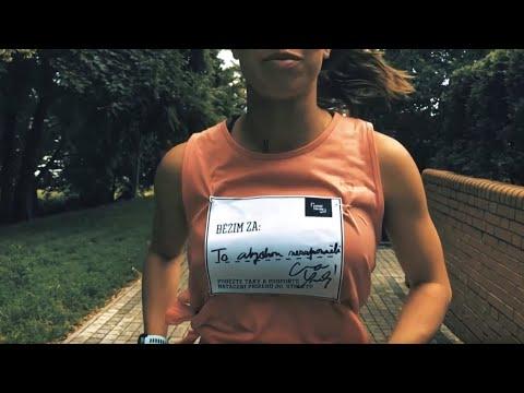 Eva Samková běží pro Paměť národa