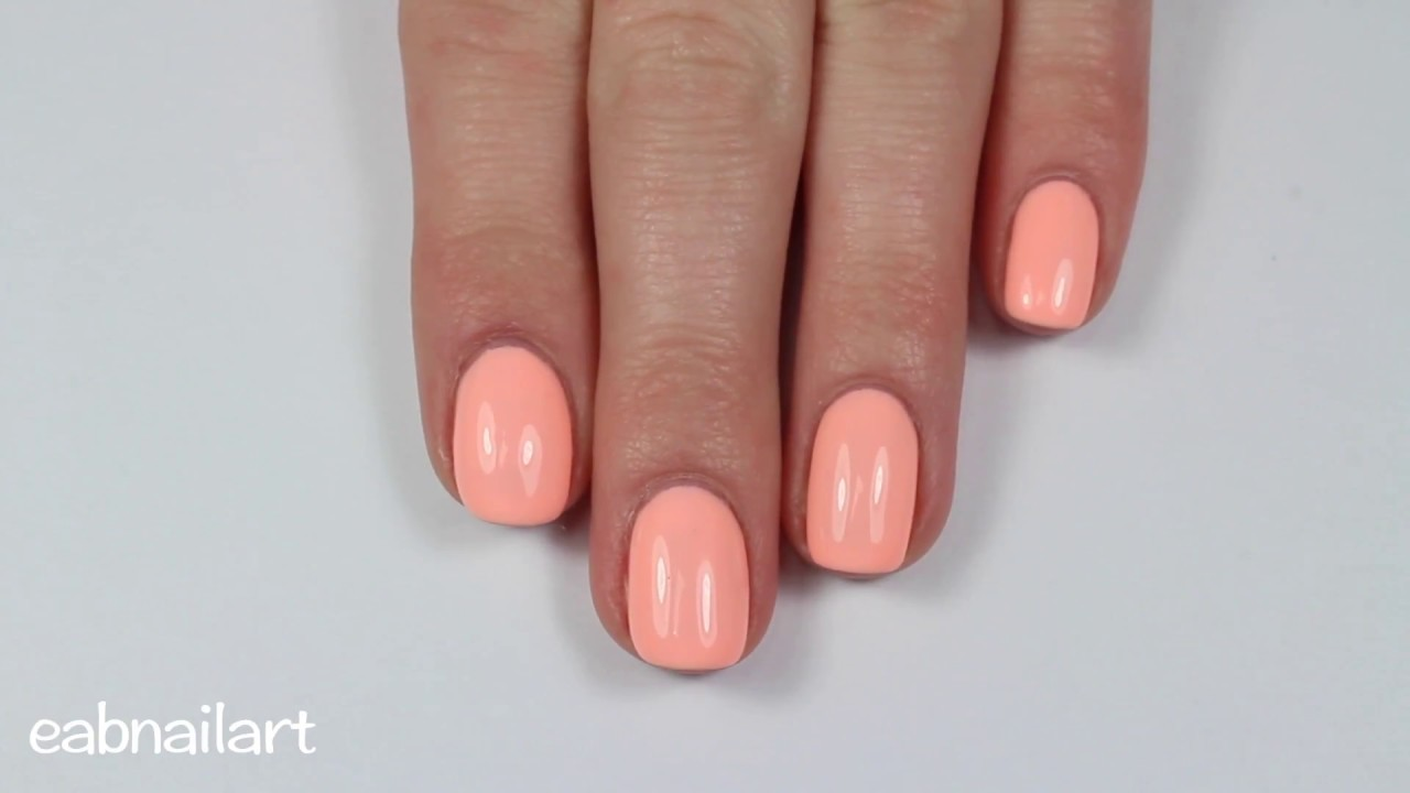 How To Remove Gel Nails Fast At Home