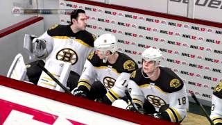 NHL 12 Demo (with commentary) - Xbox 360
