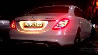 Тест драйв Mercedes Benz W222 'S63 AMG' переделанного из W221