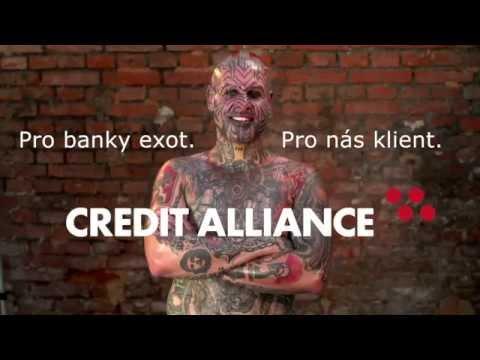 Credit Alliance - úvěry pro podnikavé podnikatele