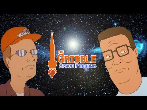 The Gribble Space Program - King of the Hill YouTube Poop (YTP)