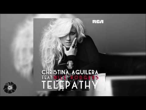 Christina Aguilera Feat Nile Rogers - Telepathy (Eric Kupper Classic Mix)