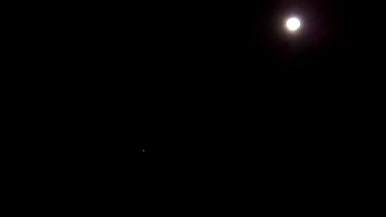 Winter in Holland 2016-11:Heldere Samenstand Maan Jupiter/Conjunction Moon  Jupiter/22February 22th