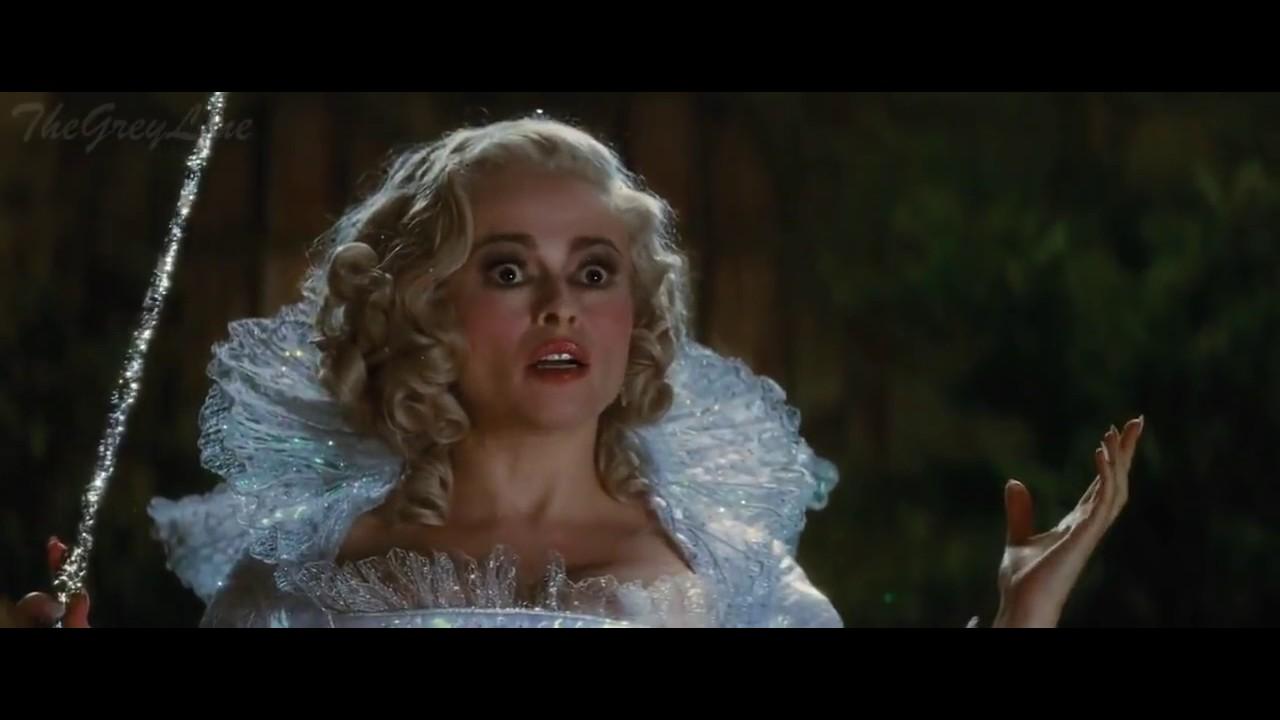 Download Cinderella   2015   Transform by Godmother Scene
